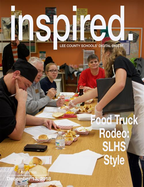 inspired food truck rodeo slhs style
