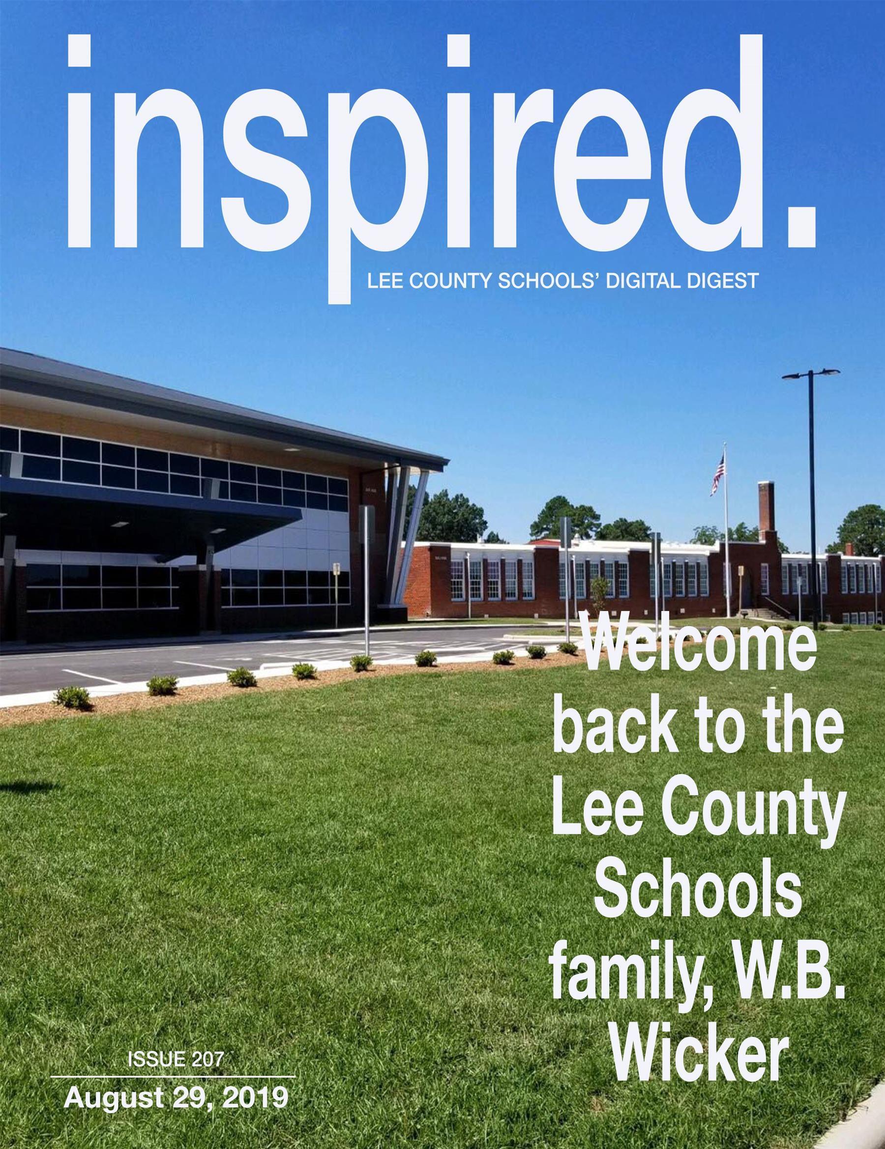 Lee County Schools / Homepage