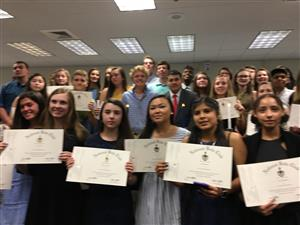 New Charter Induction! 5/15/19