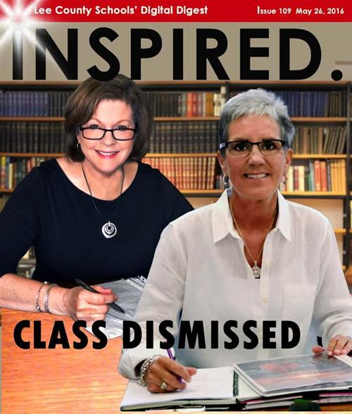 INSPIRED. Class Dismissed