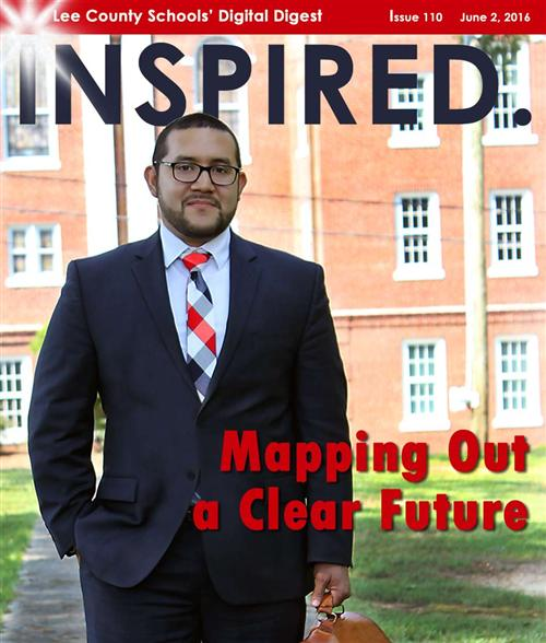 INSPIRED. Mapping Out a Clear Future