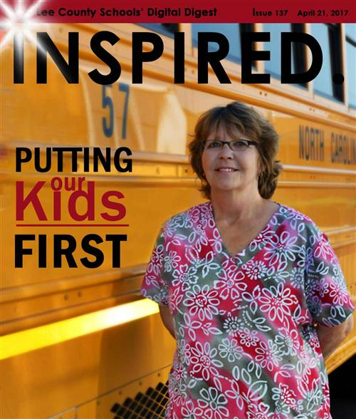 INSPIRED. Putting Our Kids First