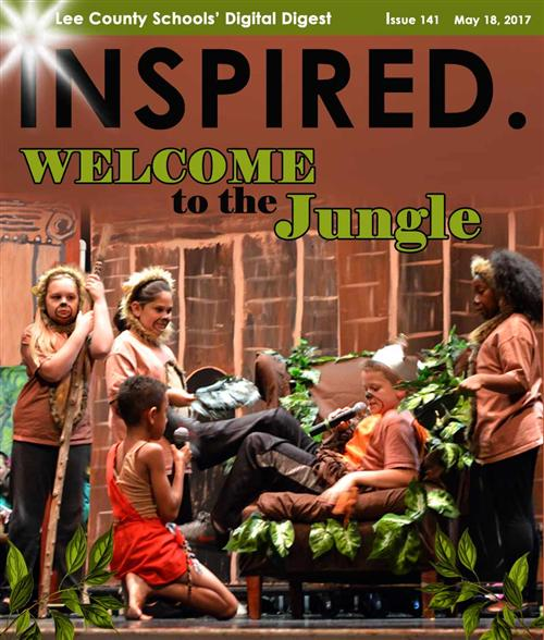 INSPIRED. Welcome to the Jungle