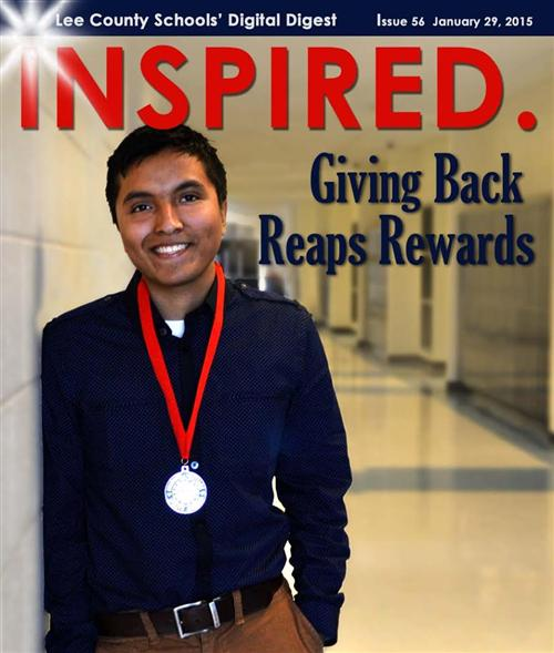 Giving Back Reaps Rewards