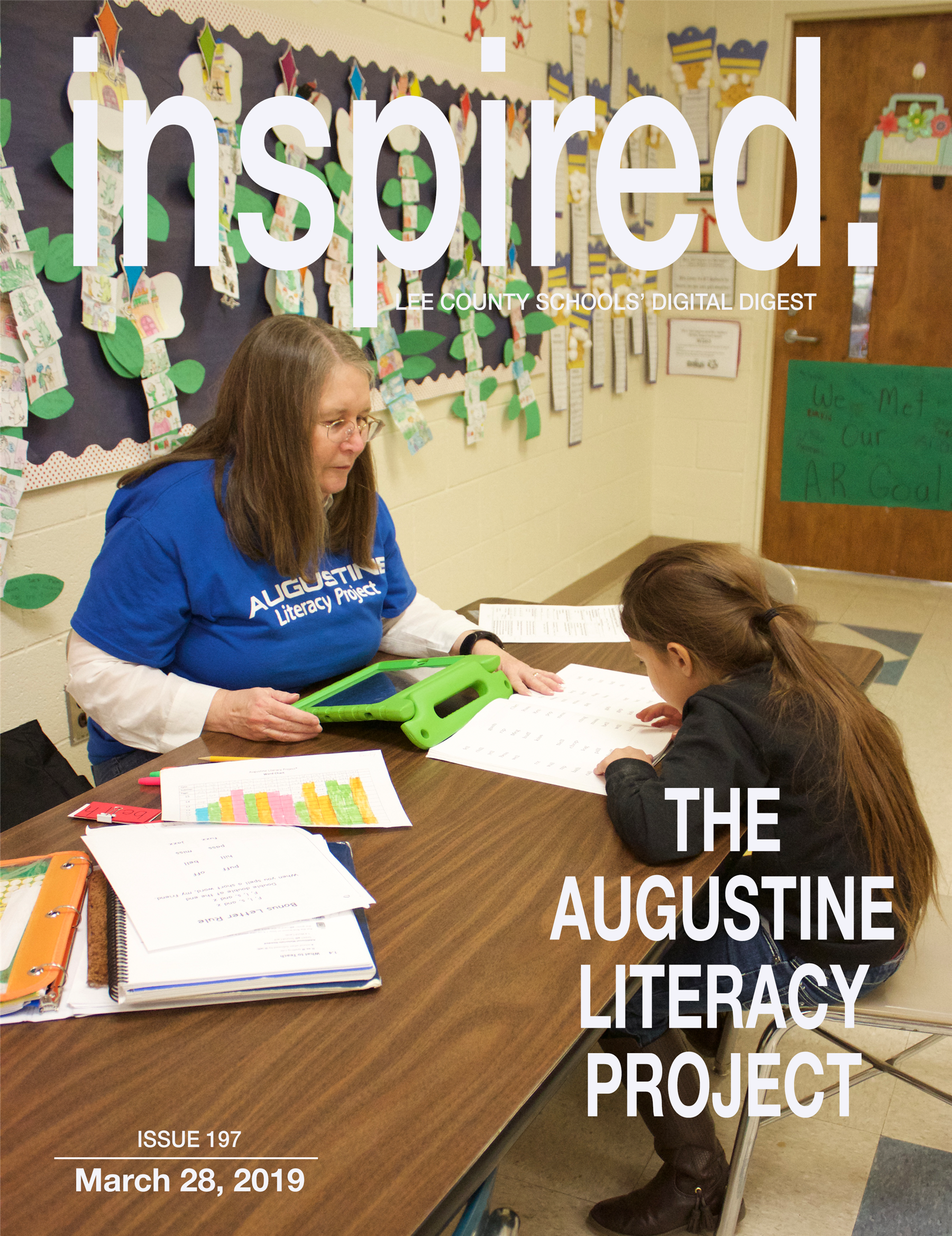 INSPIRED. The Augustine Literacy Project