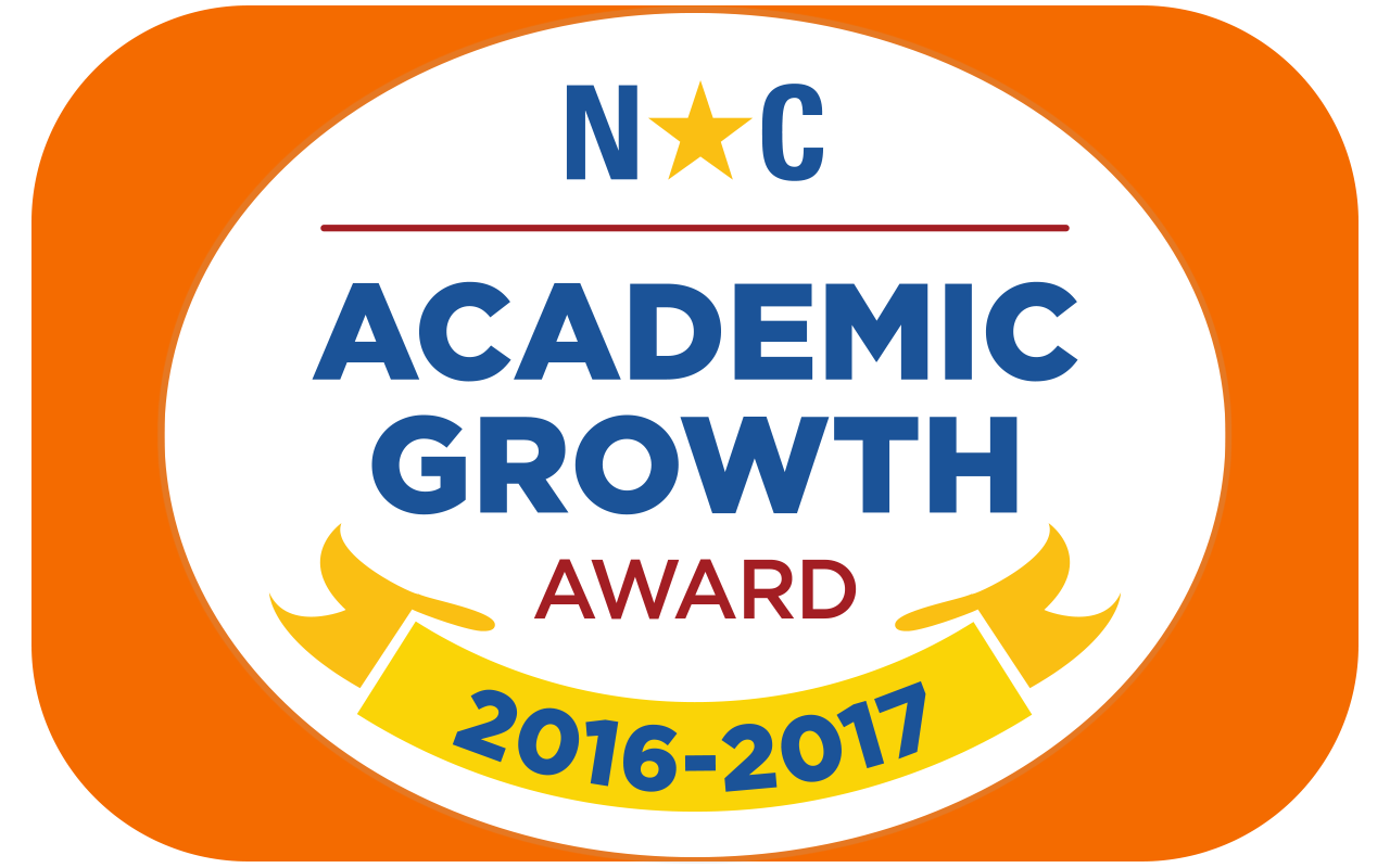 Congratulations to Southern Lee on their Academic Growth award for 2016-2017
