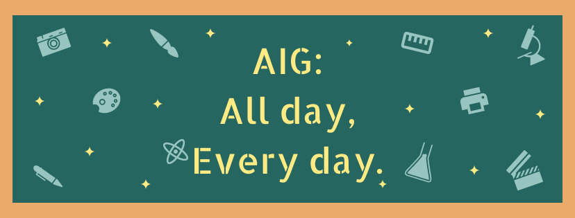 AIG: All day, every day.