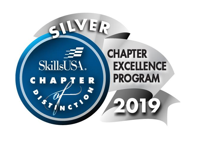 Silver Chapter of Distinction