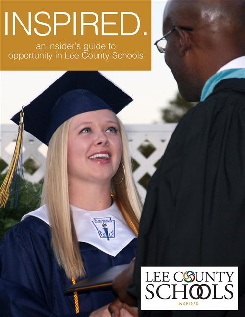INSPIRED. an insider's guide to opportunity in Lee County Schools
