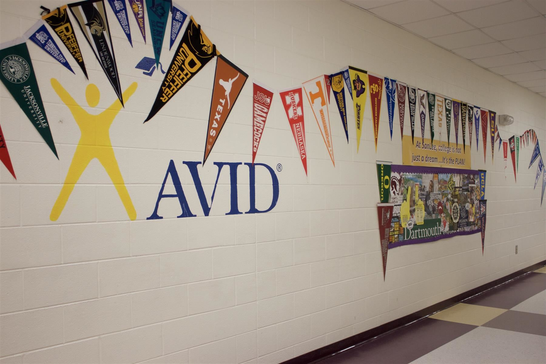 Lee County Schools has AVID-tude