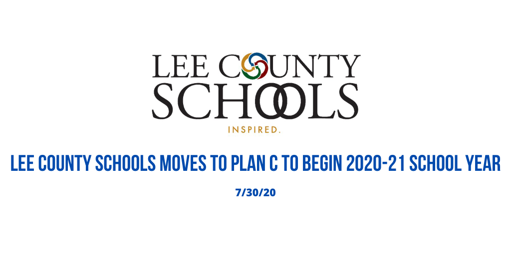 Lee County Schools moves to Plan C to begin 2020-2021 school year
