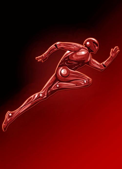 frye example superhero tutorial