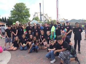 Orchestra at Carowinds 2015