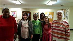 6th Grade Academy Gives Back 2014