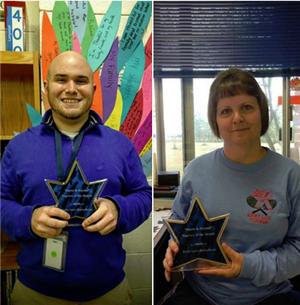 Staff of the Month 2015