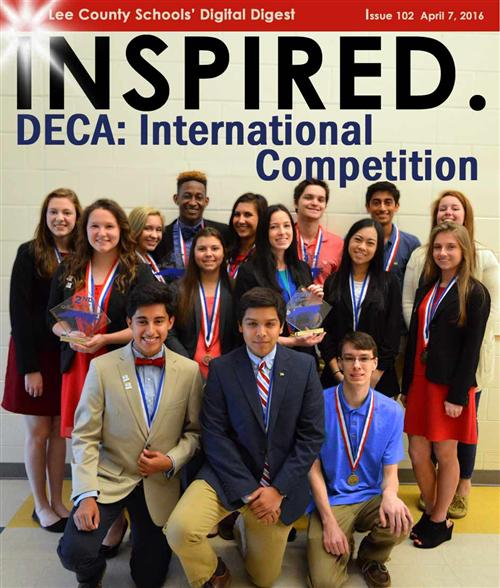 DECA: International Competition