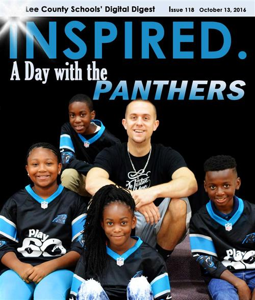 A Day with the Panthers
