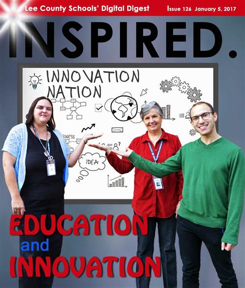 INSPIRED. Innovation Nation