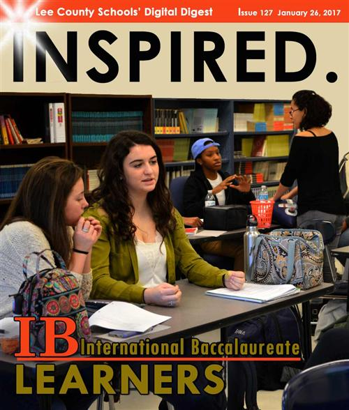 INSPIRED. IB Program